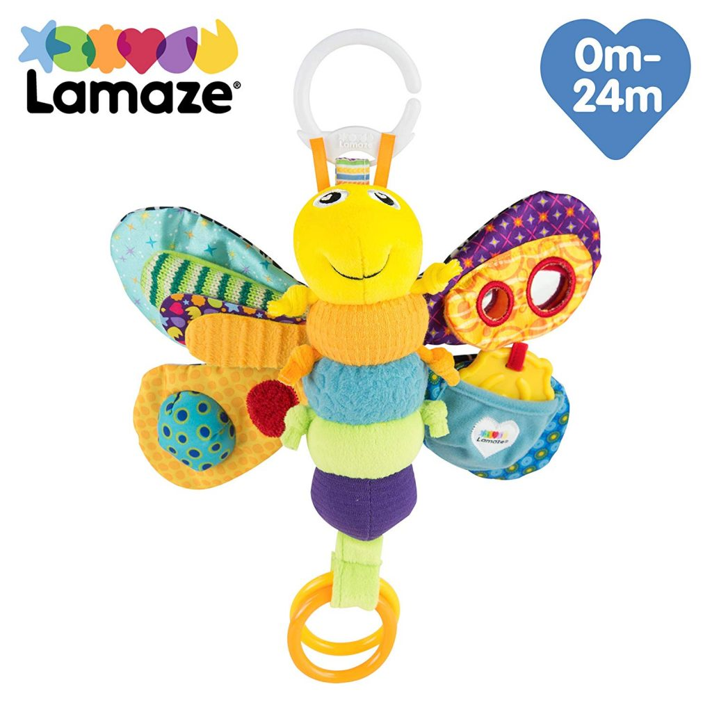 Image of Lamaze Freddie the Firefly toy