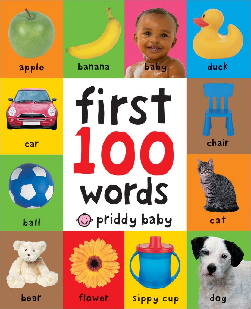 Image of First 100 Words book