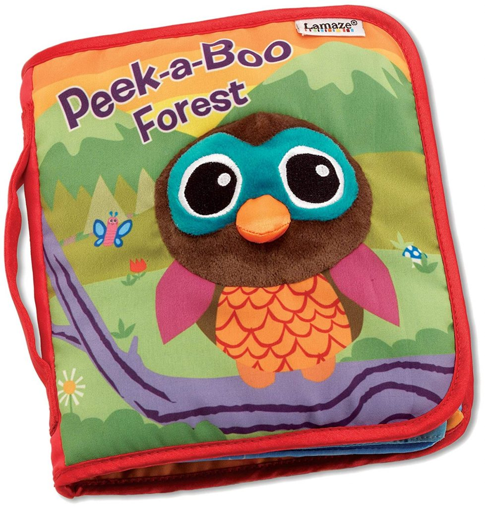 Image of Lamaze Peek a Boo Forest Book