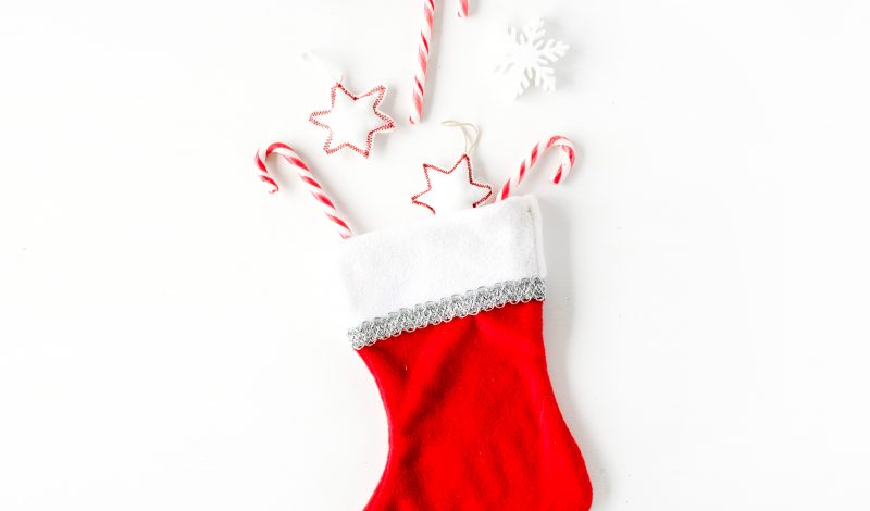 101 Useful Stocking Stuffers for Baby's First Christmas